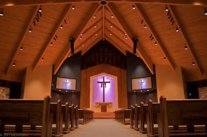 St. John Lutheran Church - Cypress, Texas - Worship Center