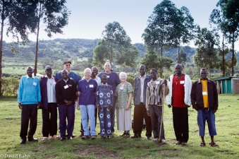 Kilgoris Mission Team