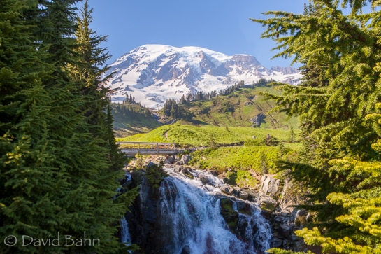 Our visit to Mount Rainier was a marvelous encounter with the awesomeness of God's creation and the favor of wonderful weather!